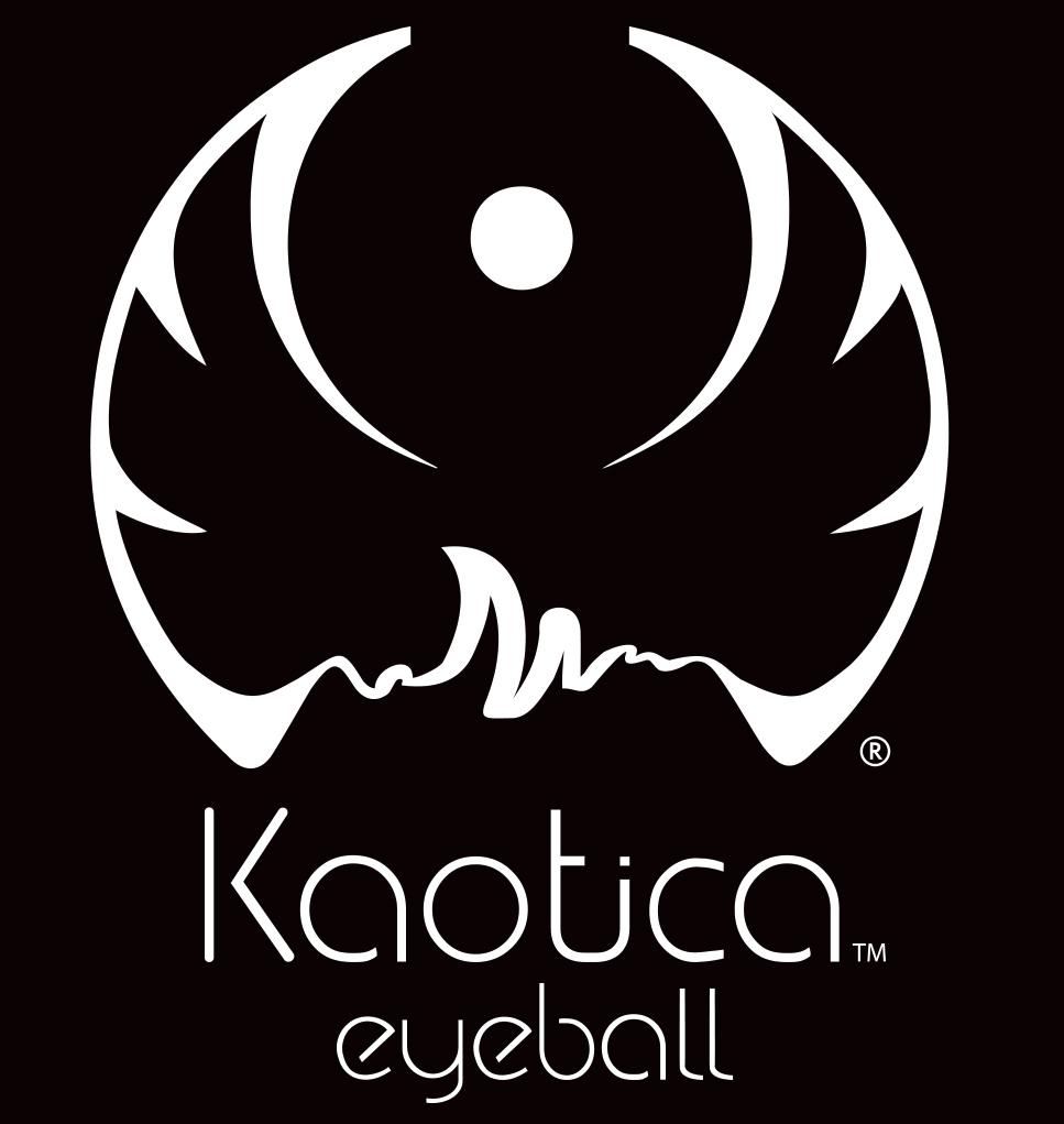 kaotica-logo-with-eyeballblack